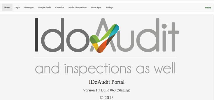 idoaudit - Audits and Inspections App
